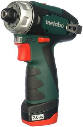 Аккумуляторная дрель-шуруповерт Metabo PowerMaxx BS Basic Set 60008088