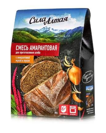 Смесь Специалист для приготовления хлеба амарантовая с луком 200 г