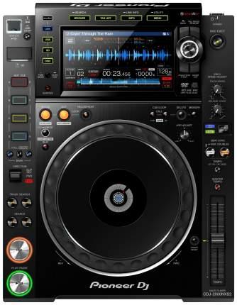 CD-проигрыватель Pioneer CDJ-2000NXS2 диджейский DVD/CD/MP3/USB/SD-плеер