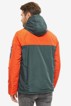 Куртка мужская TOM TAILOR 1013759-18787 красная L