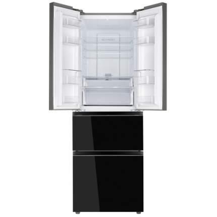 Холодильник Weissgauff WFD 486 NFB Black