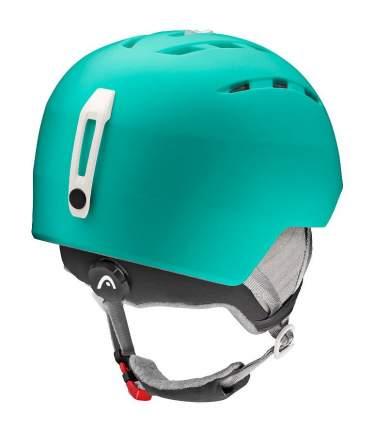 Горнолыжный шлем Head Vanda Turquoise 2018 turquoise, M/L
