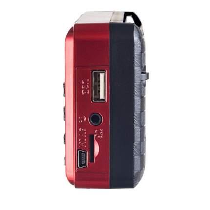 Радиоприемник Perfeo Palm Red