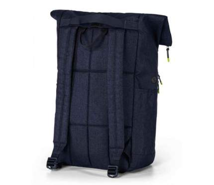 Рюкзак для активного отдыха BMW Active City Rucksack, Blue Nights / Wild Lime