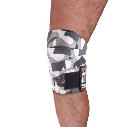 Бинты для фиксации коленей RWR-303 камуфляж
