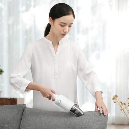 Ручной пылесос Xiaomi Shunzao Handheld Vacuum Cleaner Z1 White