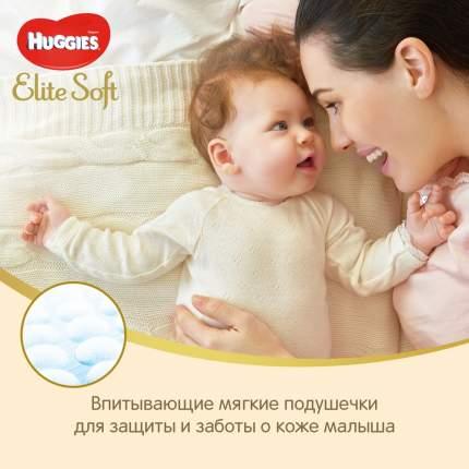 Подгузники huggies elite soft размер 4, 8-14 кг, 33 шт.