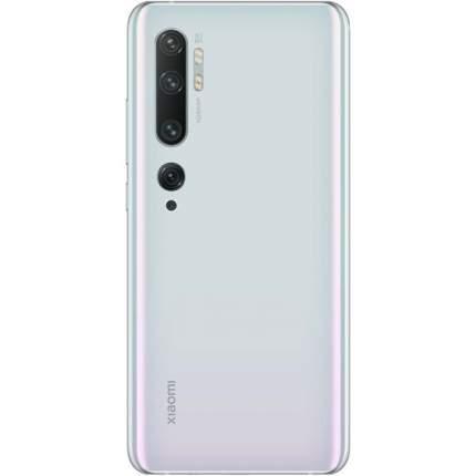 Смартфон Xiaomi Mi Note 10 Pro 256GB Glacier White