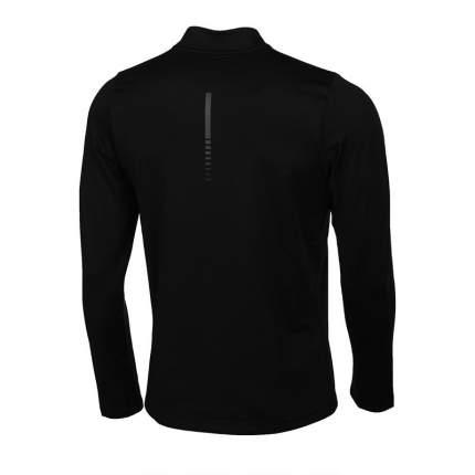 Лонгслив Asics Ess Winter 1/2 Zip, black, S INT