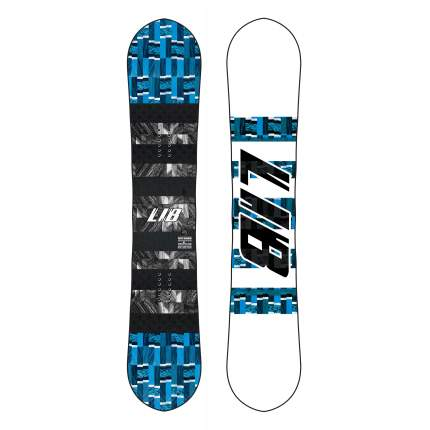 Сноуборд Lib Tech Skate Banana BTX Wood 2020, 154 см