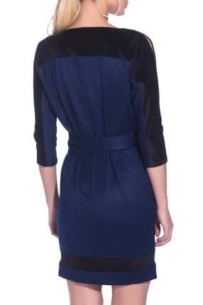 Платье женское Gloss 22326(09) синее 40 RU