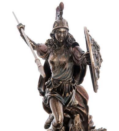 """Статуэтка """"Афина - Богиня мудрости и справедливой войны"""" Veronese"""