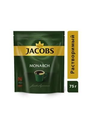 Кофе растворимый Jacobs monarch классический 75 г