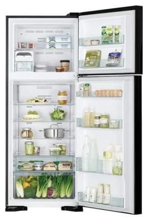 Холодильник Hitachi R-V 542 PU7 BBK Black