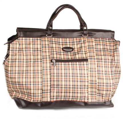 Дорожная сумка Polar 7021д желтая 37 x 51 x 25