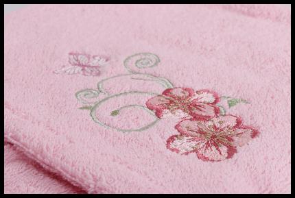 Набор банных принадлежностей Karna Arven Розовый