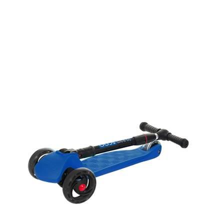 Самокат Maxiscoo MSC-B091803D Baby Delux Темно-Синий