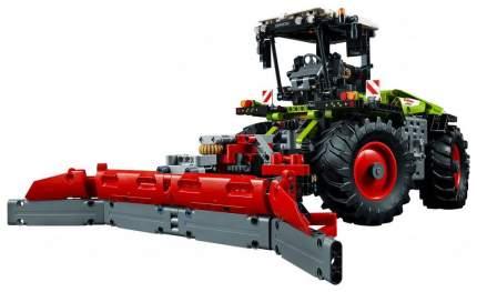 Конструктор Lepin Technics Трактор Claas Xerion 5000 Trac VC