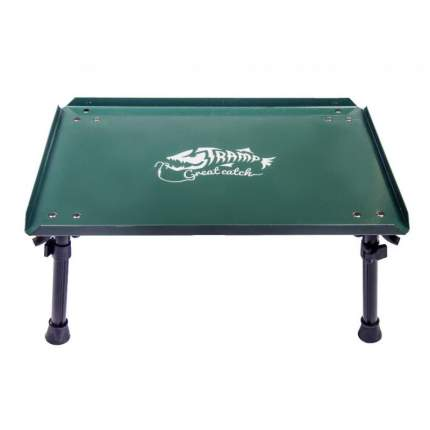 Стол для рыбалки монтажный Tramp TRF-056 Цвет зеленый