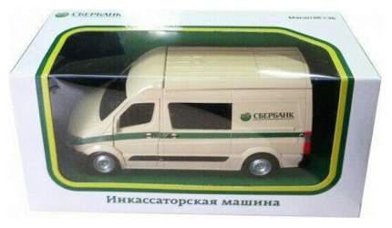 Коллекционная модель Uni-Fortune Cбербанк SB-001