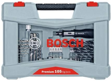 набор принадлежностей Bosch Premium Set-105