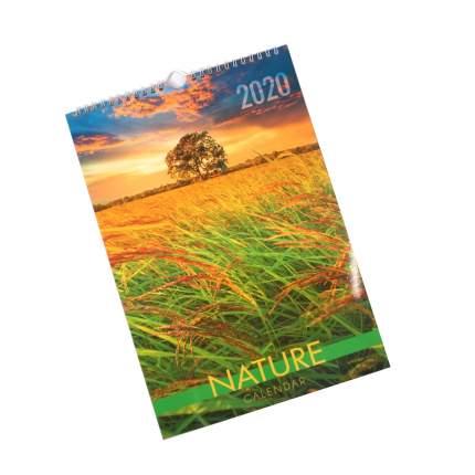 Календарь 2020 Природа (Евроспираль), КПВМ2007