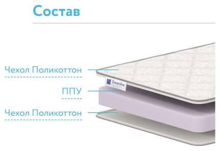 Наматрасник-топпер DreamLine Стандарт Spread 10 80х190 см