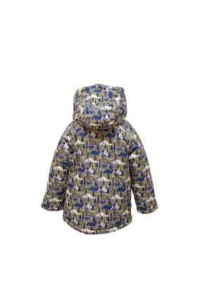 Куртка Lappi Kids Routa 2919 р.80-86 см серый