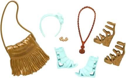 Набор аксессуаров и Обуви для Barbie Игра с Модой Cfx30