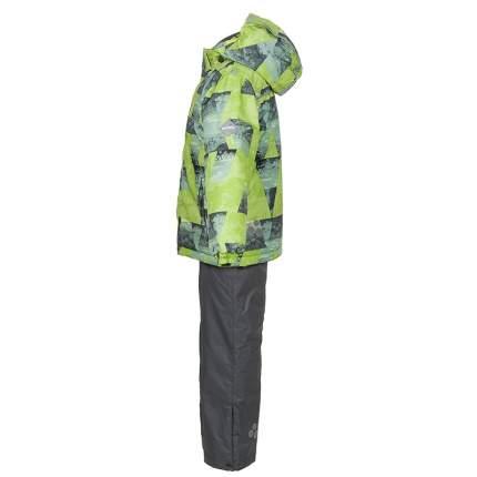 Комплект верхней одежды Huppa, цв. зеленый р. 104