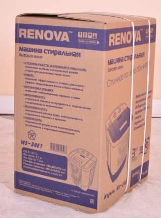 Стиральная машина RENOVA WS-30ET