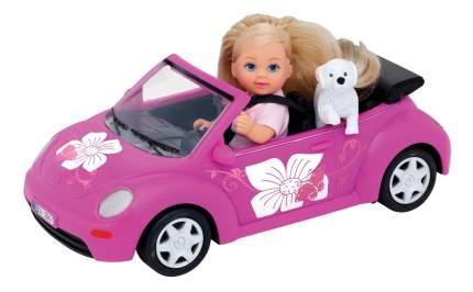 Кукла Simba Еви и машинка