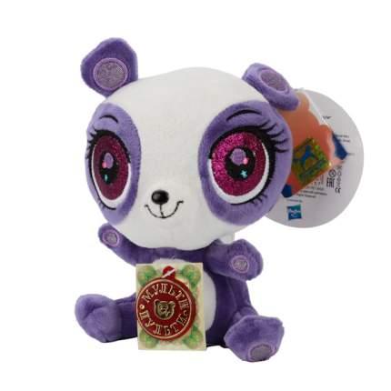 Мягкая игрушка Мульти-Пульти Панда lps, озвученная 16 см
