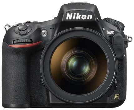 Фотоаппарат зеркальный Nikon D810 Kit Black