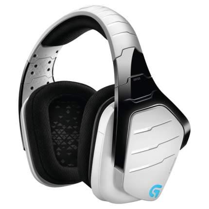 Игровые наушники Logitech Gaming G933 Artemis Spectrum Snow