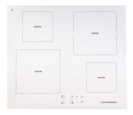 Встраиваемая варочная панель индукционная KUPPERSBERG FA6IF W White