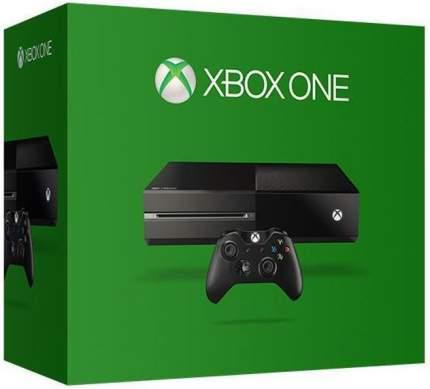 Игровая приставка Microsoft Xbox One 500Gb Black