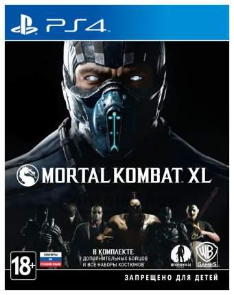 Игра Mortal Kombat XL для PlayStation 4