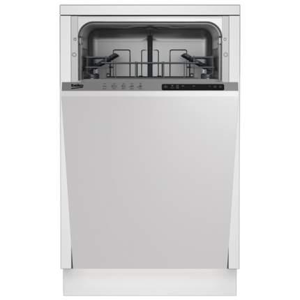 Встраиваемая посудомоечная машина 45см Beko DIS 15010