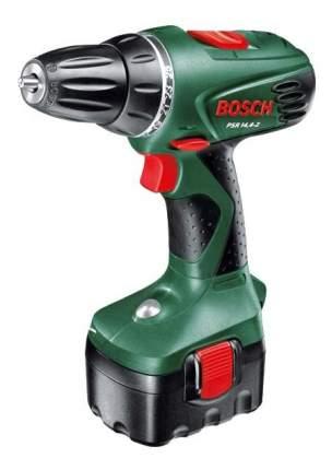 Аккумуляторная дрель-шуруповерт Bosch PSR 14,4-2 0603951G20