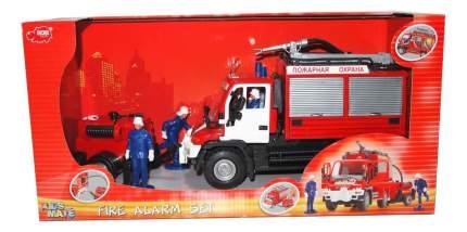 Пожарная машина с фигурками Dickie, 34 см