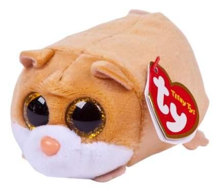 Мягкая игрушка TY Teeny Хомяк Peewee 10 см