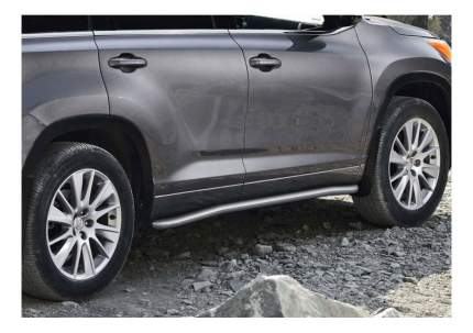Защита порогов RIVAL для Toyota (R.5702.009)