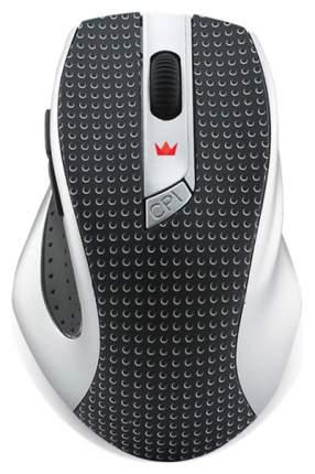 Мышь Crown CMXG-603 черный серый USB