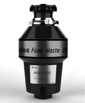 Измельчитель пищевых отходов Midea MD1-C 56