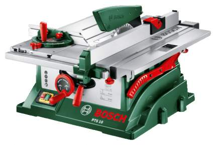 Станок циркулярный Bosch PTS 10 0603B03400