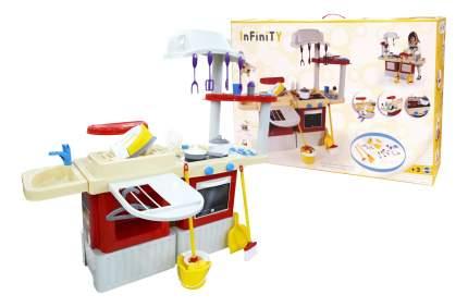 Кухня Полесье Coloma Y Pastor Infinity basic №4 в коробке