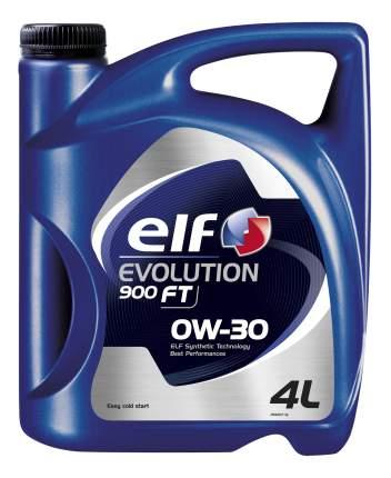 Моторное масло elf Evolution 900 FT 0W-30 4л