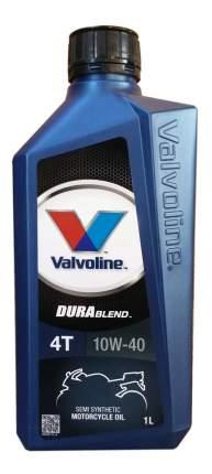 Моторное масло Valvoline Durablend 4Т 10W-40 1л