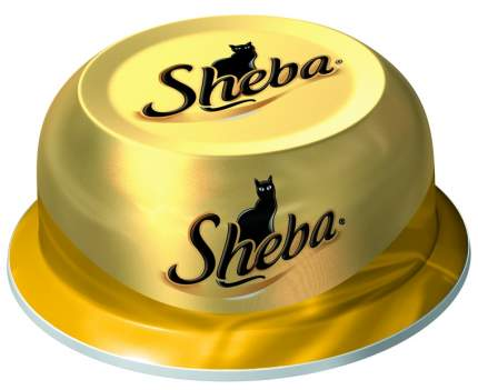 Консервы для кошек Sheba Classic соте из куриных грудок, 80г